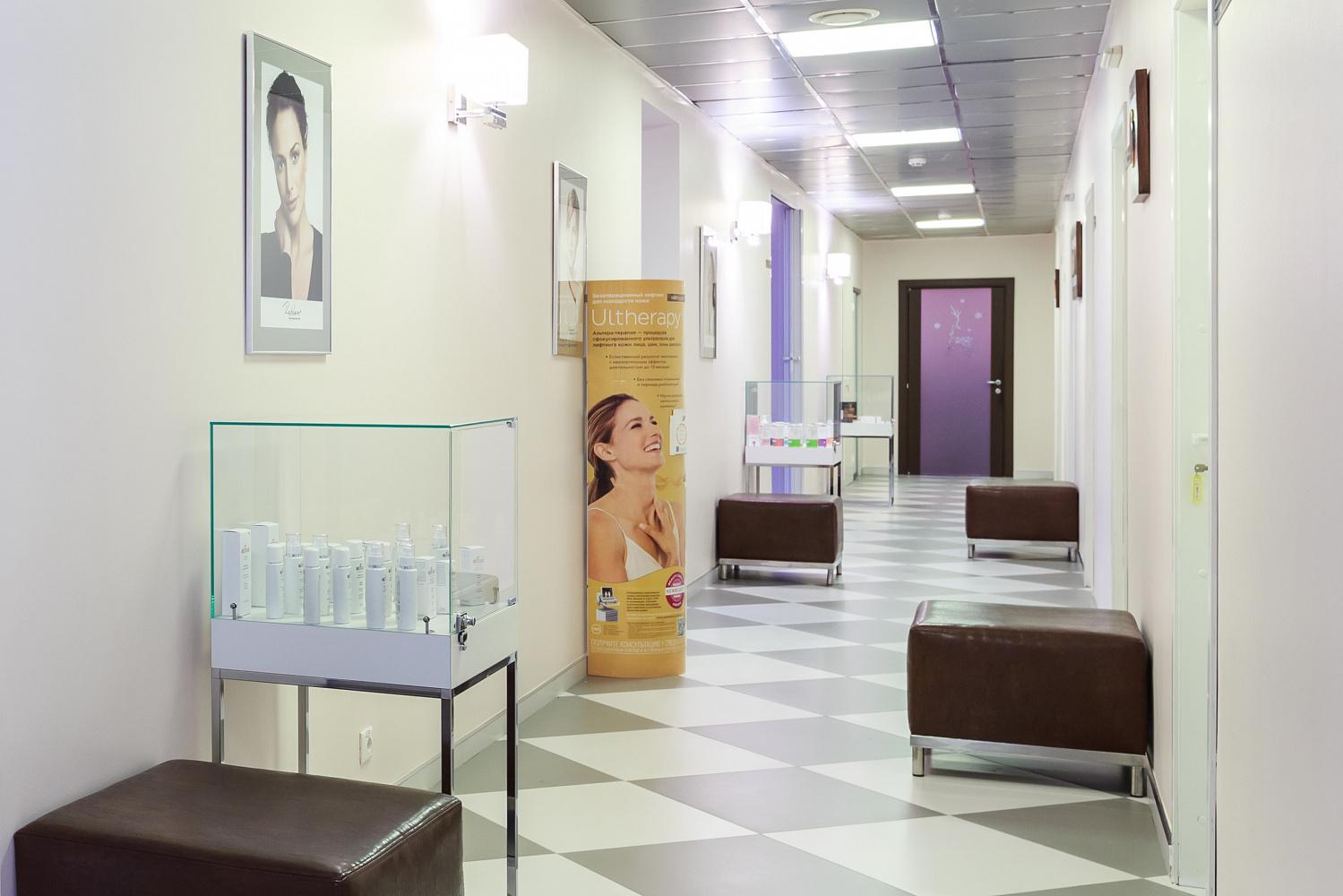 Фото клиники превентивной эстетической медицины
