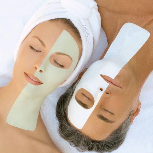 Оксивитальное восстановление кожи лица Pevonia