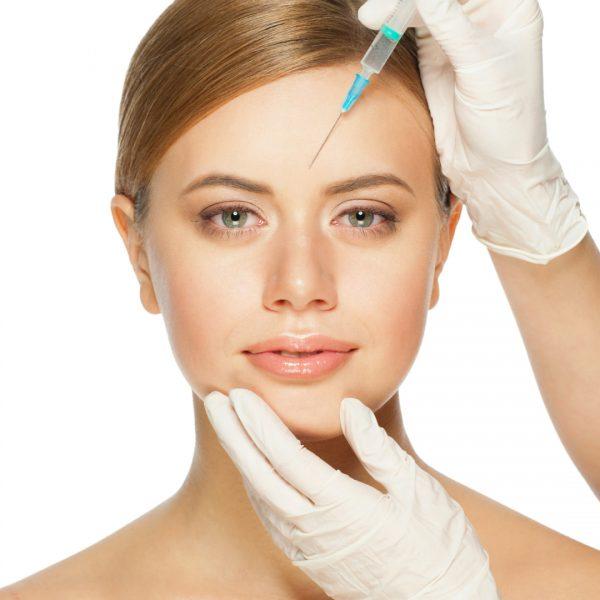 Коррекция морщин и гипергидроза (Ботулотоксин)