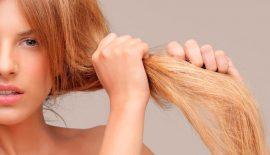 Лечение сухих и поврежденных волос