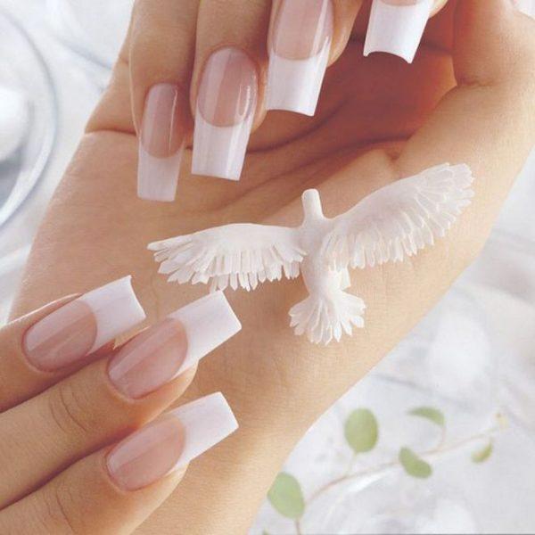 Все виды наращивания ногтей