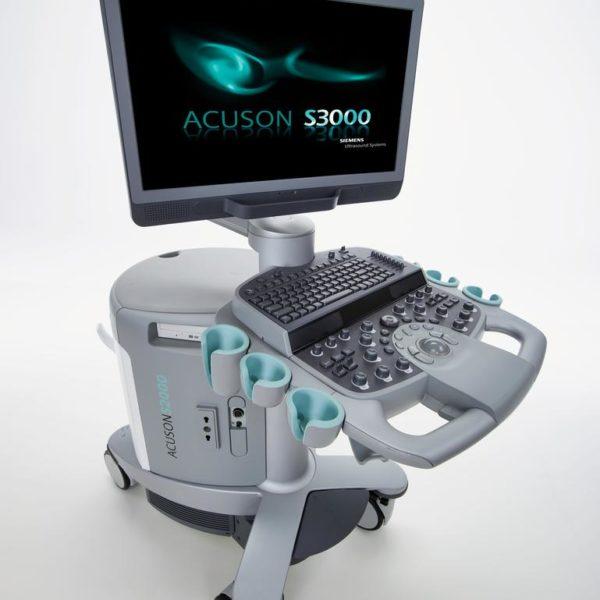 Повышение квалификации по аппарату ACUSON S3000